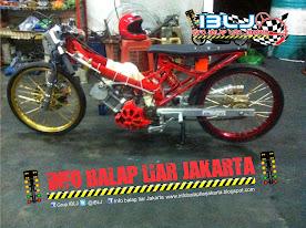 Jupiter MX 388 cc time 6,7 detik Malaysia