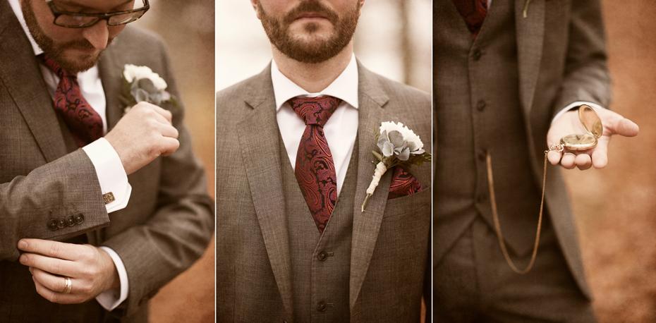 Bilder av brudgommen, bryllupsfotograf Trine Bjervig, Tønsberg, vestfold