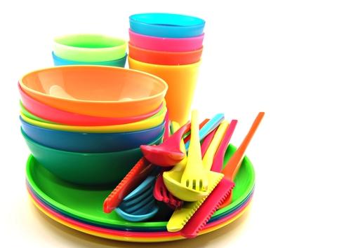Peralatan Dapur dari Bahan Pelastik
