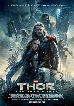 Thor 2 - O Mundo Sombrio Filmes Torrent Download capa