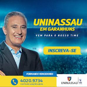 UNINASSAU EM GARANHUNS.