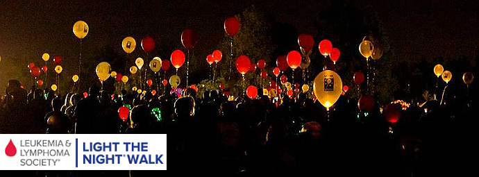 Light The Night Walk