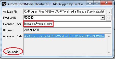arcsoft totalmedia theatre 6.7.1.199 crack