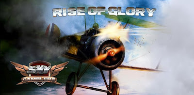 Sky Gamblers: Rise of Glory Android game