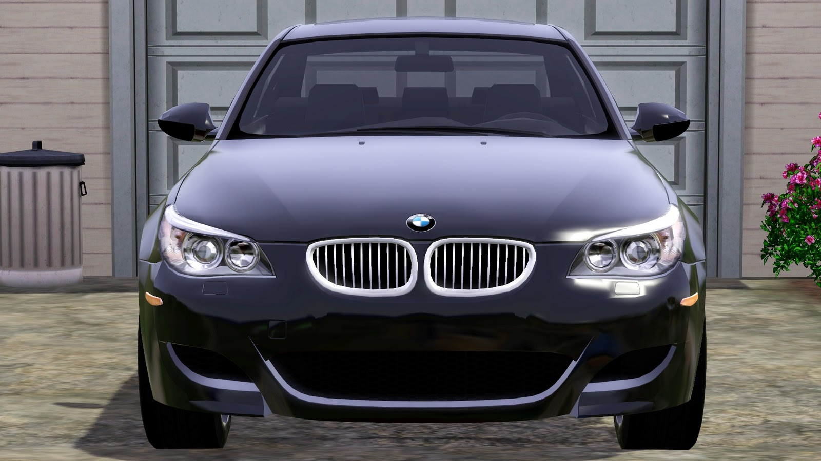 my sims 3 blog 2009 bmw m5 by fresh prince. Black Bedroom Furniture Sets. Home Design Ideas