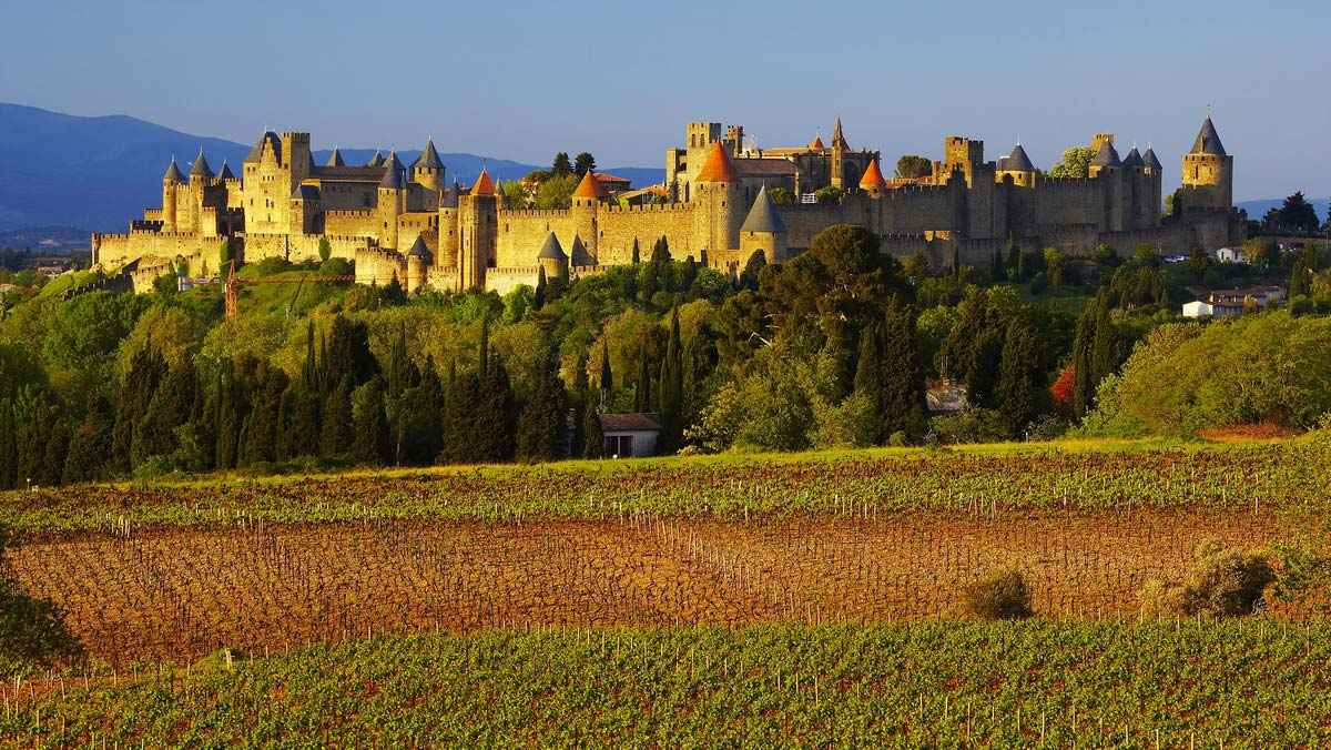 Carcassonne France  city photo : Carcassonne, France