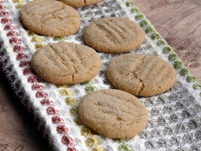 Thibeault's Table: Brown Butter Brown Sugar Cookies