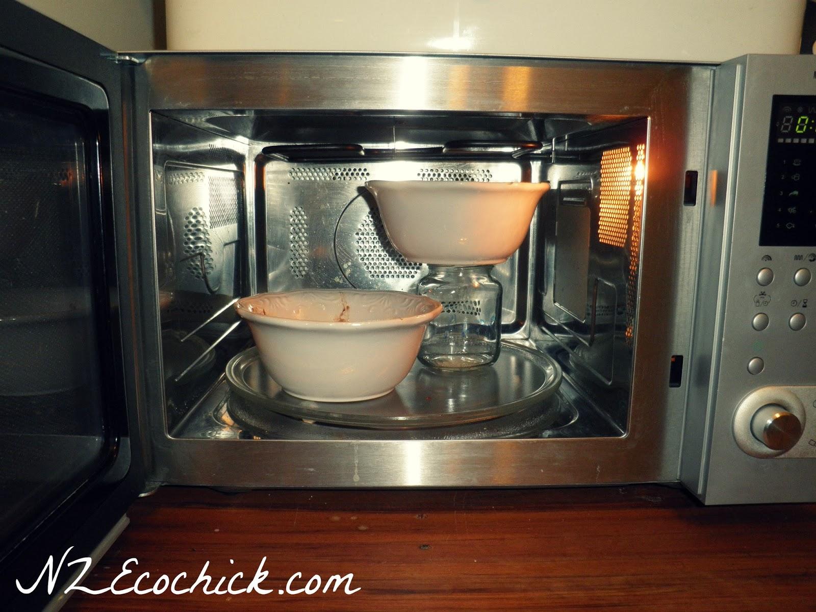 Microwave Eco Tips
