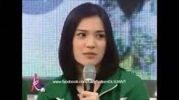 What is the height of Michele Gumabao?