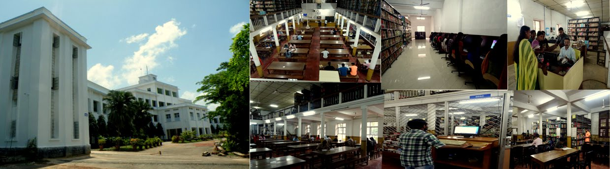 Christ College Library