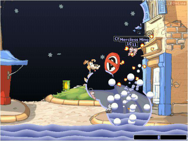 Worms World Party English Patch