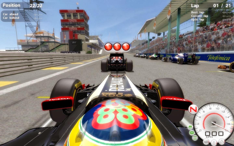 F1 2011-Razor1911 - Skidrow Games - Crack - Full