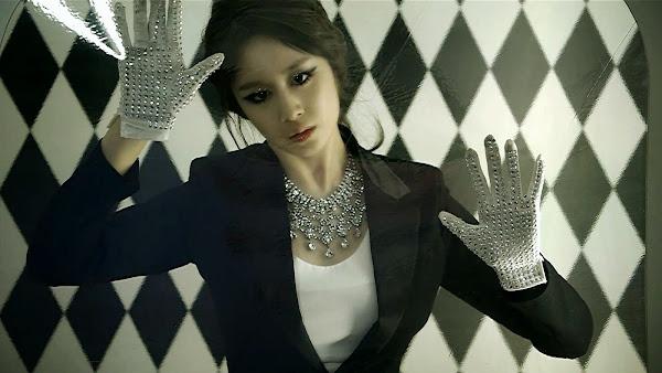 T-ara Jiyeon Sexy Love