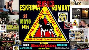 Marc Denny en Argentina (24/5 al 4/6 del2013)