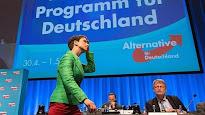 La extrema derecha promete una Alemania «libre y patriota»