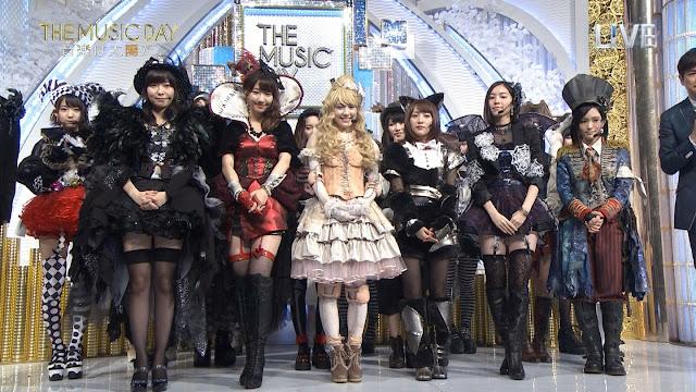 AKB48 ハロウィン・ナイトのコスプレ Halloween Night Cosplay