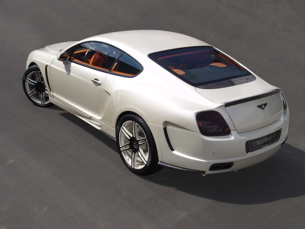 Cars Pictures Information  Bentley Continental GT