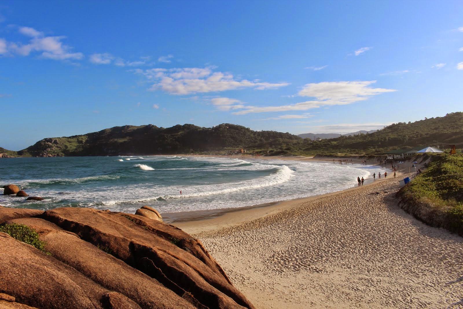 Praia de Mole, Florianópolis