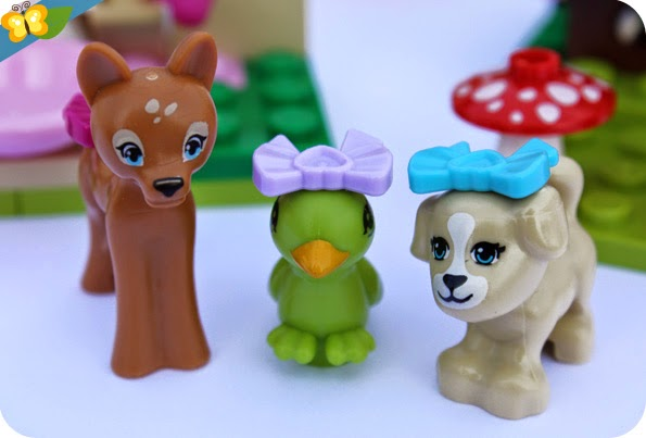 LEGO® Friends Animaux - Série 3