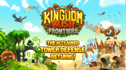 Kingdom Rush Frontiers For iOS
