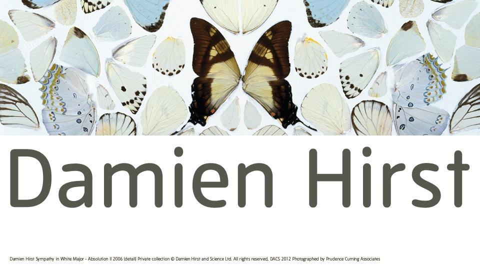 a f a s i a damien hirst