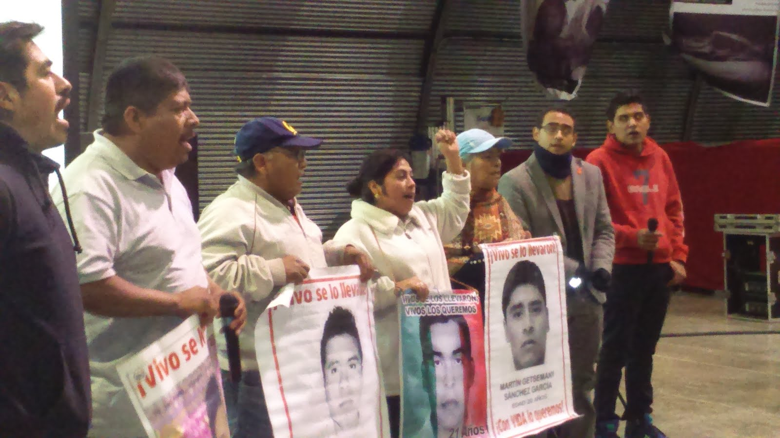 "Película Documental ""Ayotzinapa 42"""