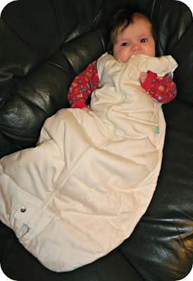 Baby Girl ergoPouch
