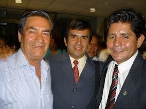 CON HUMBERTO PEDEMONTE JIMENEZ Y RENE