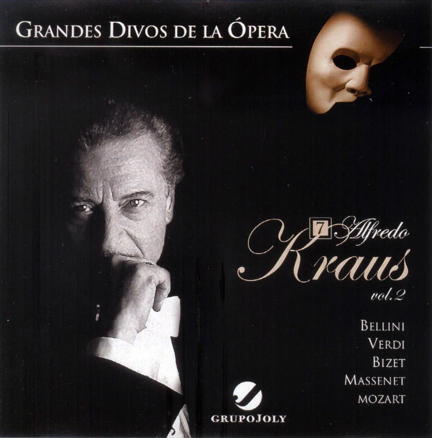 Grandes Divos de la Ópera-cd7-Alfredo Kraus-carátula frontal