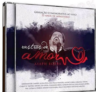 7891430190224 CD: Asaph Borba   Rastros De Amor 2011