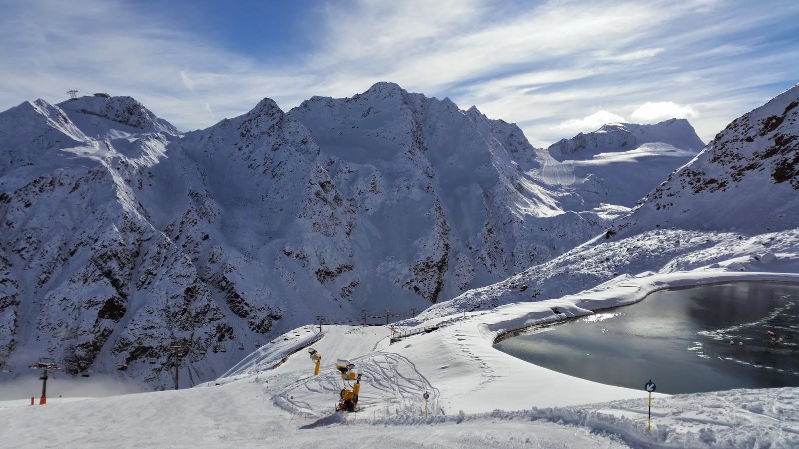 Skiopening Sölden 2014 - mit X-Sport Kastellaun