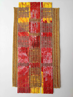 river arts district, a closer look, second saturday, may 11, suzanne gernandt, textile artist