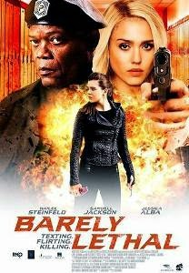 Barely Lethal 2015 Web-Dl 720p 650MB