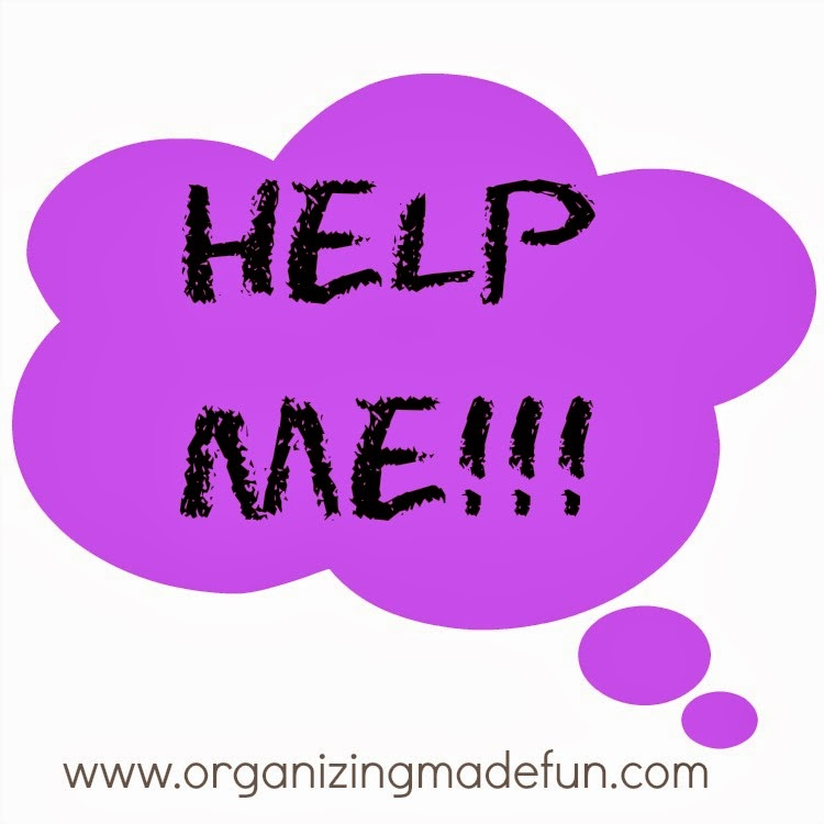 Do you need help with organizing?