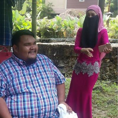 Gadis Sabah Pikat Hati Abam Bocey & Keluarga