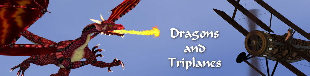 Dragons and Triplanes