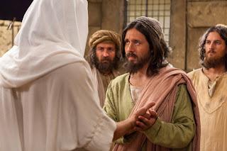 Jezus en Thomas