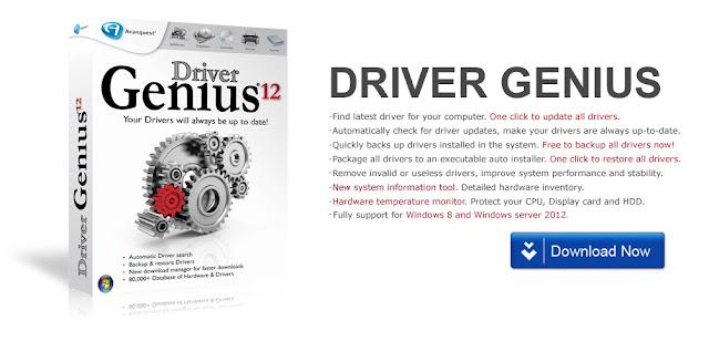 Driver Genius Pro v12.0.0.1211