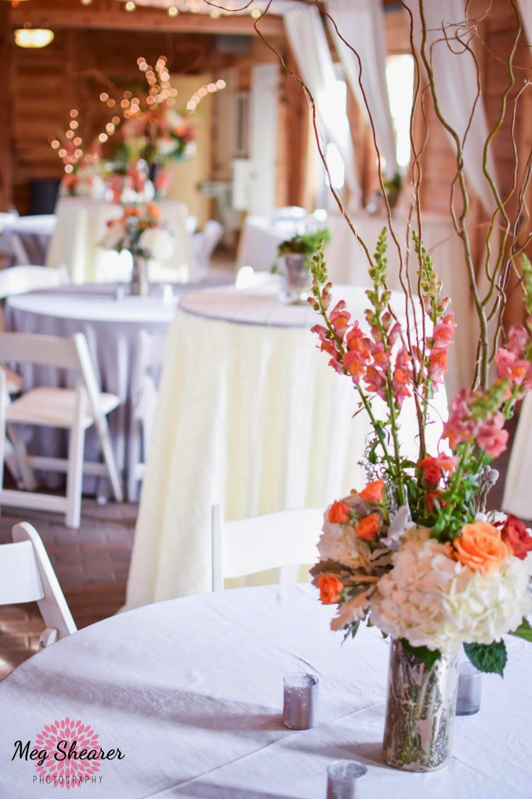 Orange and Gray Succulent Bouquet | Erin Volante Floral