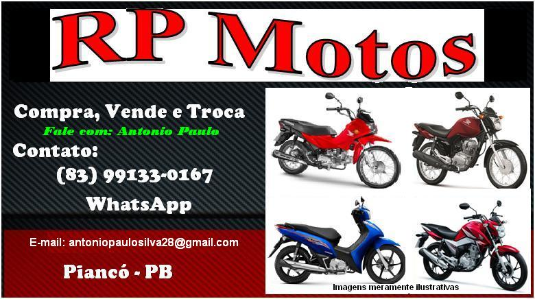 RP Motos - 83/99133-0167