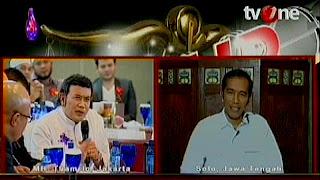 Sikap Jokowi pada Rhoma dan Pelanggaran HAM 1965