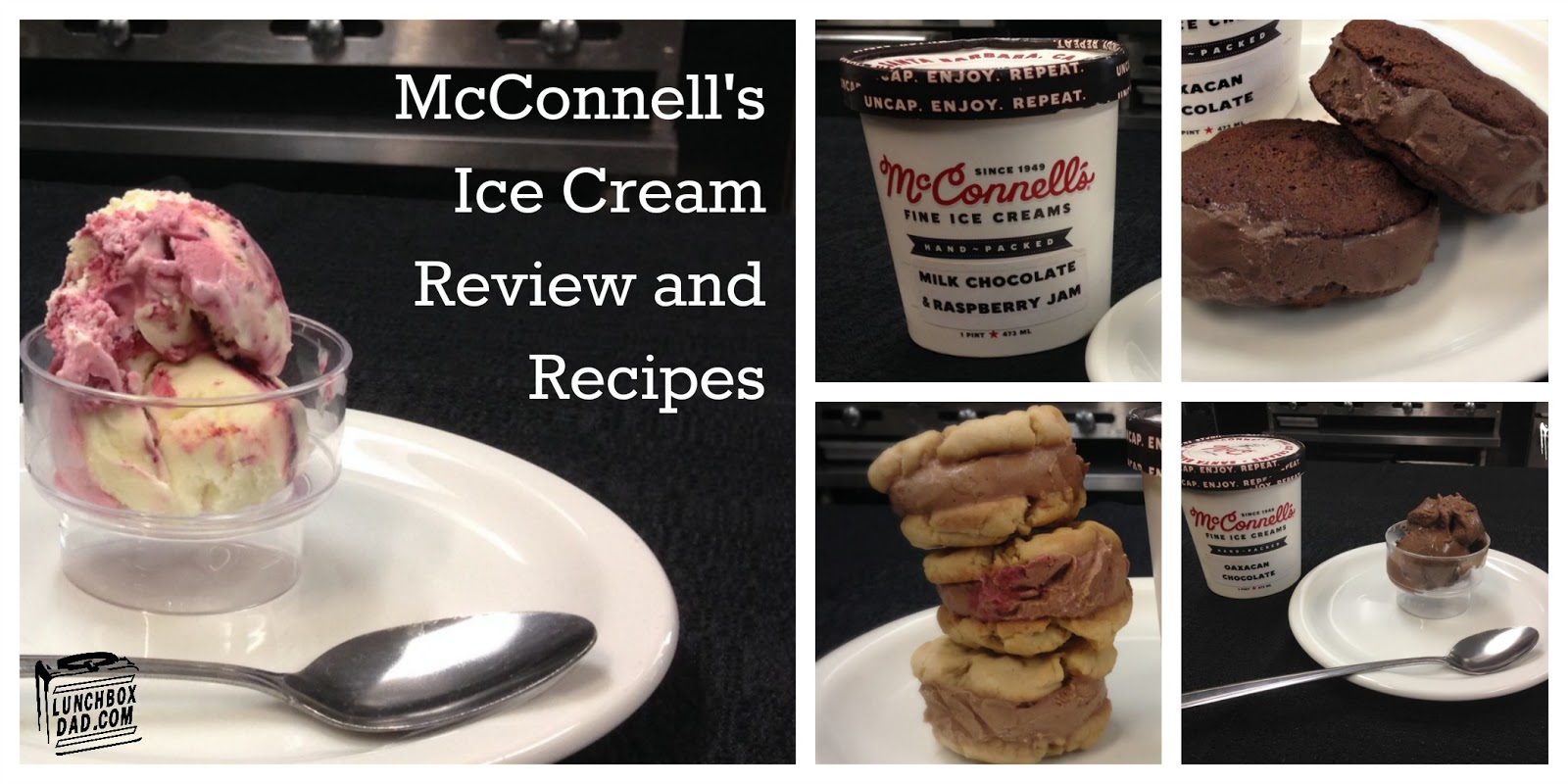 McConnell's Ice Cream Review