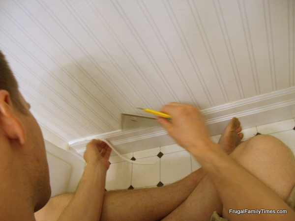 install beadboard wallpaper - photo #19