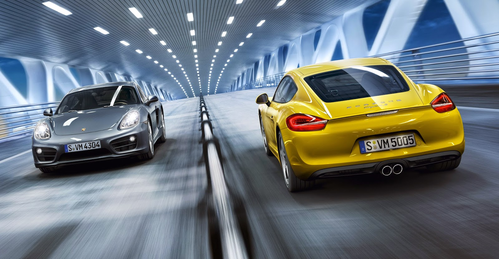 204 New Porsche Cayman HD Photo