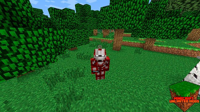 Iron Man Unlimited Mod