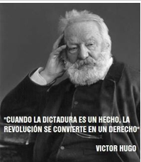 Por una revolución no pacífica