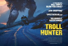 Troll Hunter UK quad poster