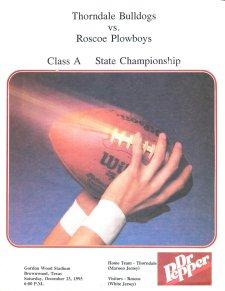 1995 Roscoe Plowboys