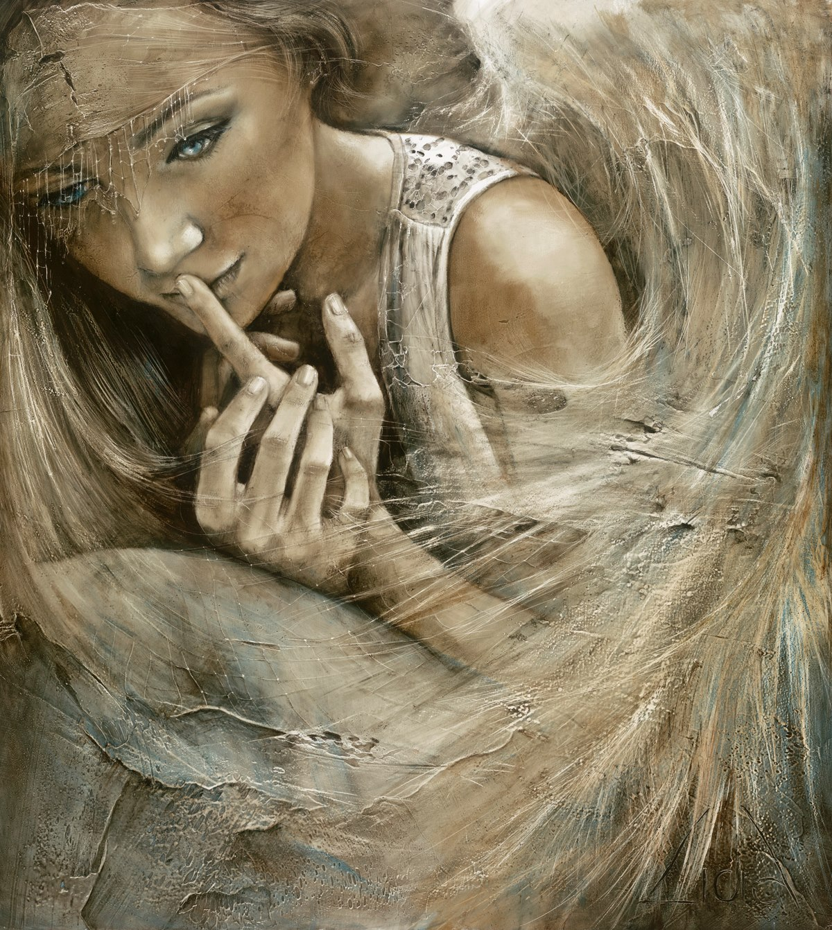 Lidia Wylangowska...   Kai Fine Art Лидия Арт