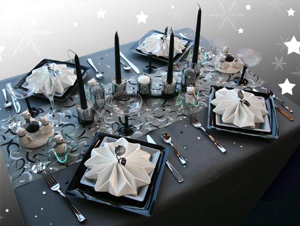Haz regalos las mejores ideas para tus regalos c mo - Table de noel chic ...